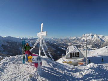 Skiurlaub Hauser Kaibling